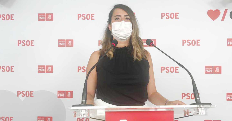 """Cristina López: """"Desde el PSOE estamos demostrando que desplegar un escudo social sin precedentes no es incompatible con la recuperación económica"""""""