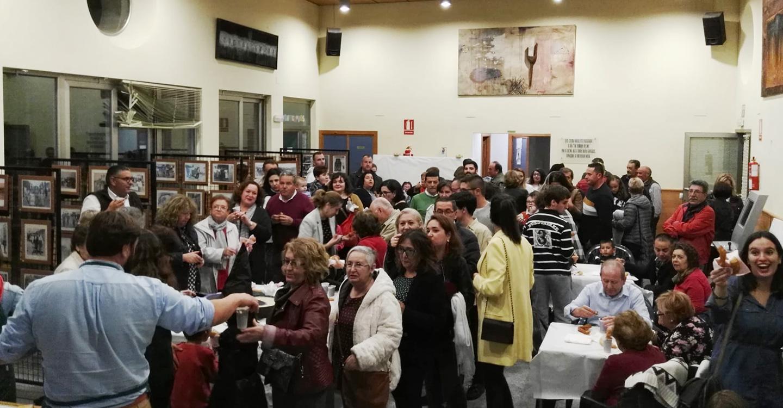 Cristina López apoya la Fiesta de Todos los Santos de Cabezarados