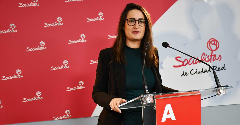 """Cristina López: """"Ciudad Real avanza firme hacia una ciudad moderna y sostenible"""""""