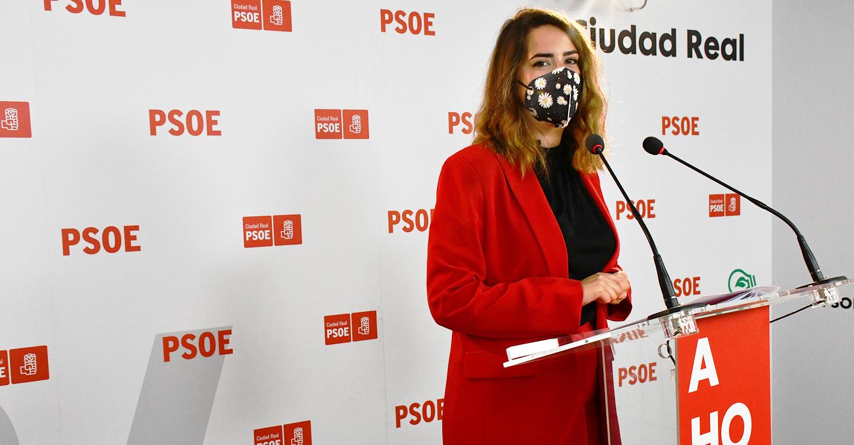 """Cristina López: """"El Gobierno de España ha mostrado su firme apoyo a agricultores y ganaderos, y para ellos el PSOE seguirá trabajando desde las instituciones"""""""