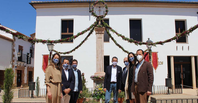 Comienza la fiesta de Cruces y Mayos de Villanueva de los Infantes con la concesión de los premios del Concurso de Cruces