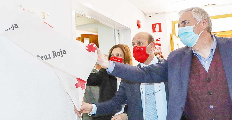 Cruz Roja Almodóvar habilita una nueva aula de formación para el empleo