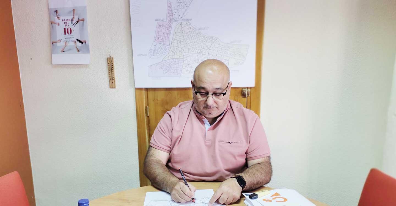 """Ciudadanos Puertollano preocupado por la elección del trazado de la A-43 pide una reunión de la Mesa """"urgente"""""""