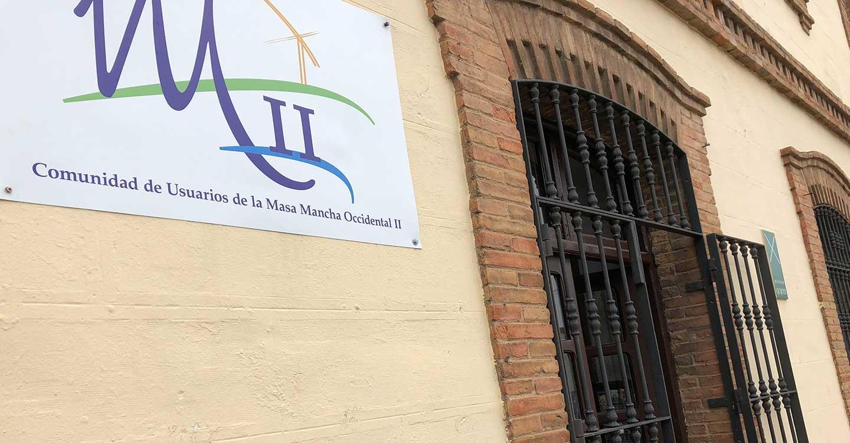 Comunidad de Usuarios de Aguas Subterráneas (CUAS) Masa Mancha Occidental II recurre el Régimen de Extracciones para 2021 de la Confederación Hidrográfica del Guadiana