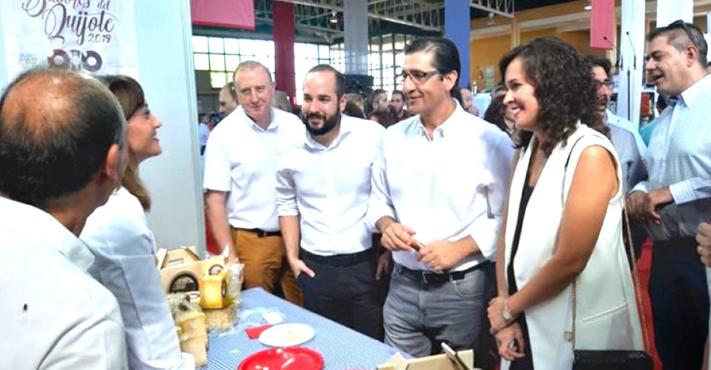 Caballero pide unidad a partidos, administraciones y al sector agroalimentario en la lucha contra los aranceles de Trump
