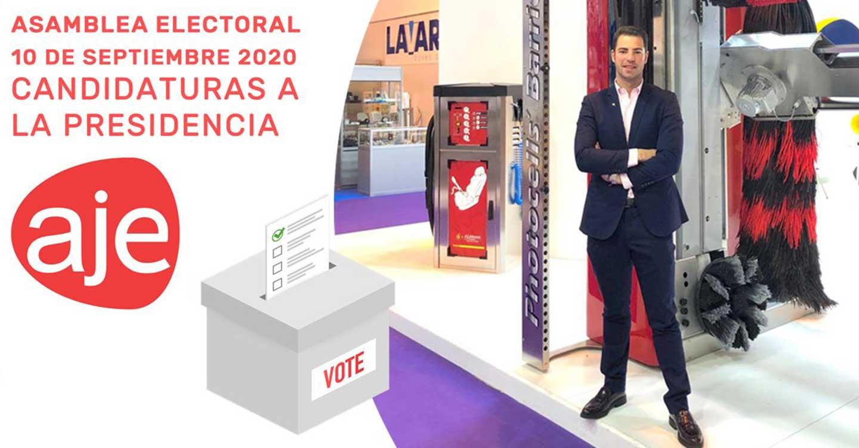 David Ballesteros Mora, elegido nuevo presidente de AJE Ciudad Real