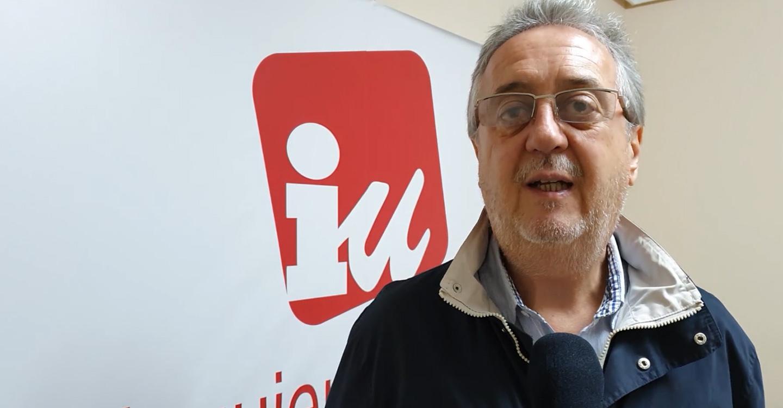 Declaraciones de Alejandro Becerra, candidato de Unidas Podemos al Senado, valorando los resultados de las elecciones del 28-A