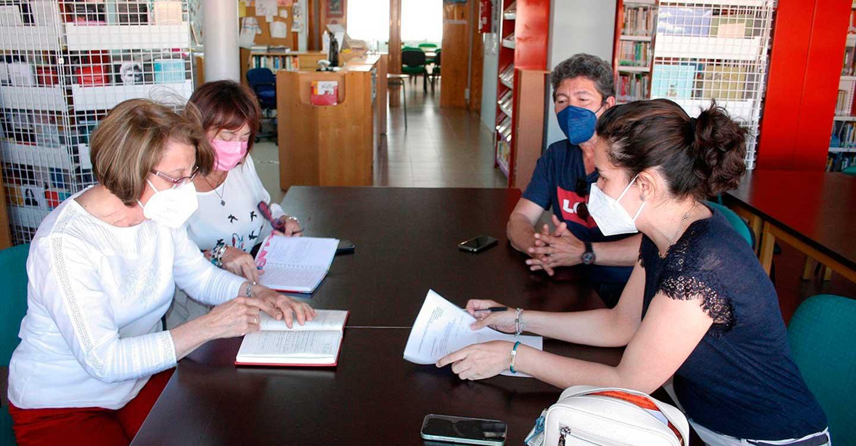Últimos retoques para la celebración del XII Encuentro Oretania de Poetas 'Palabras al campo' en Calzada de Calatrava