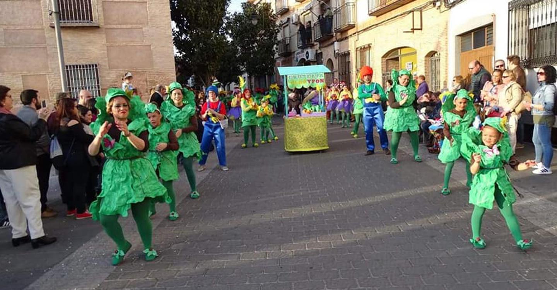 Abierto el plazo de inscripción para participar en el Desfile de Carrozas y Comparsas del carnaval torralbeño