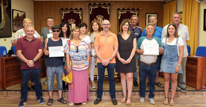 Diez desempleados se han beneficiado del Programa de Garantía +55 en Argamasilla de Alba