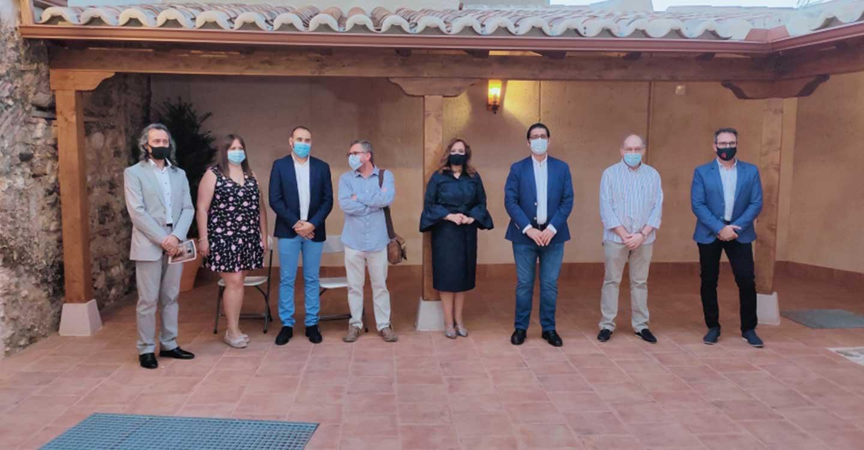 La Diputación de Ciudad Real contribuye a que el ayuntamiento de Argamasilla de Calatrava recupere para sus vecinos la