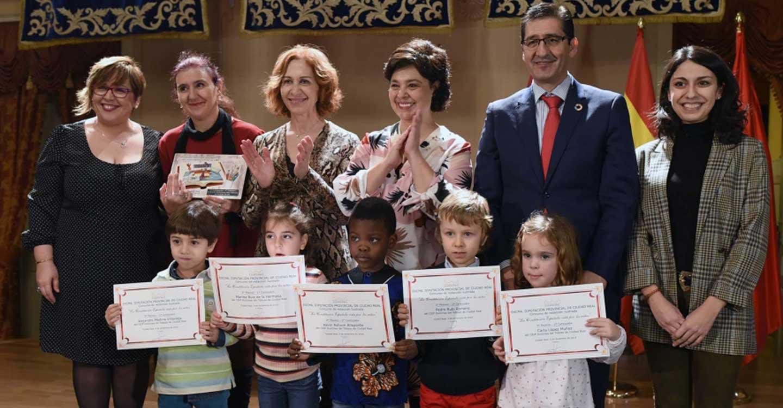 La Diputación Provincial de Ciudad Real convoca el concurso de redacción ilustrada para escolares sobre valores y derechos recogidos en la Constitución