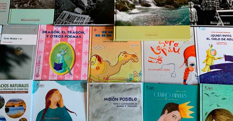 La Diputación de Ciudad Real hace llegar a los hospitales de la provincia lotes de la BAM coincidiendo con el Día del Libro
