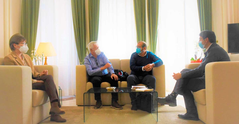 La Diputación de Ciudad Real, la institución de la región que más ayuda dedica a cooperación internacional y ayuda humanitaria