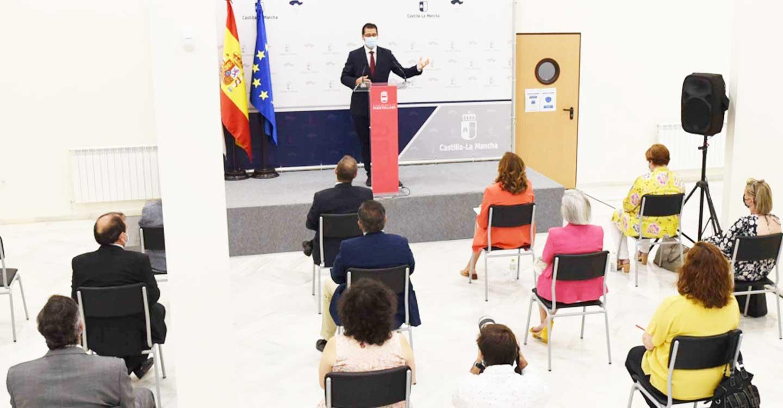 La Diputación de Ciudad Real ha invertido 1 millón de euros en el nuevo Centro de Adultos de Puertollano, donde se democratiza la educación y la cultura