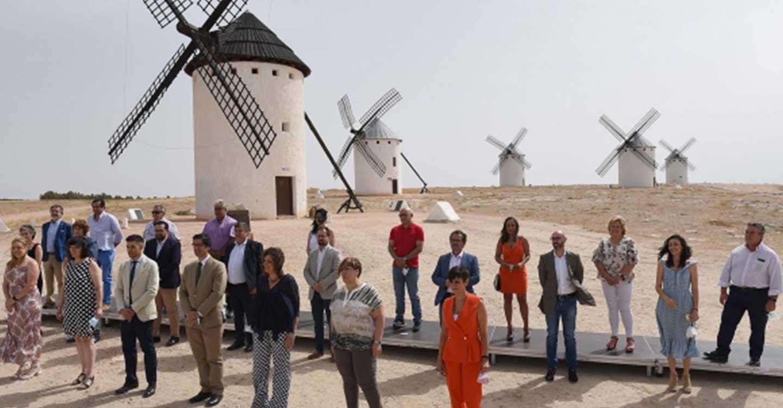 Diputación de Ciudad Real y Junta impulsan con una inversion de 3'2 millones de euros la rentabilidad económica que genera el turismo de autocaravana