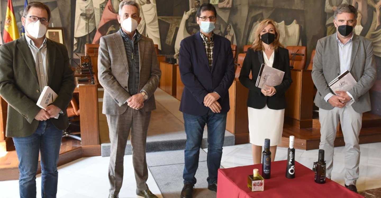 La Diputación de Ciudad Real se suma a la Asociación Española de Municipios del Olivo para posicionar a nuestra provincia dentro del territorio nacional