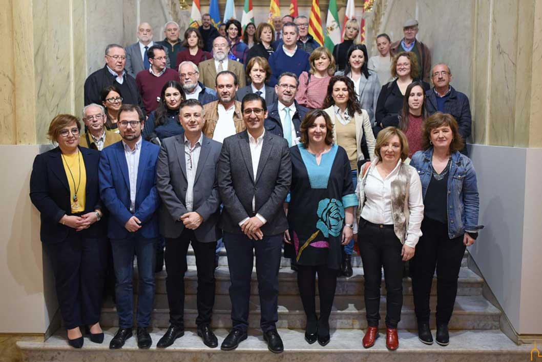 La Diputación de Ciudad Real subvenciona a las entidades sin ánimo de lucro 126 puestos de trabajo con una inversión de 250.000 euros