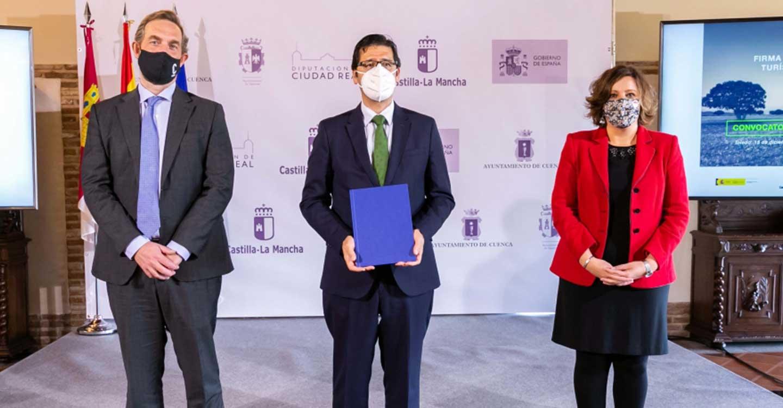 La Diputación de Ciudad Real comienza a trabajar en el Plan de Sostenibilidad Turística de Cabañeros con posibilidades reales de afrontar el reto demográfico