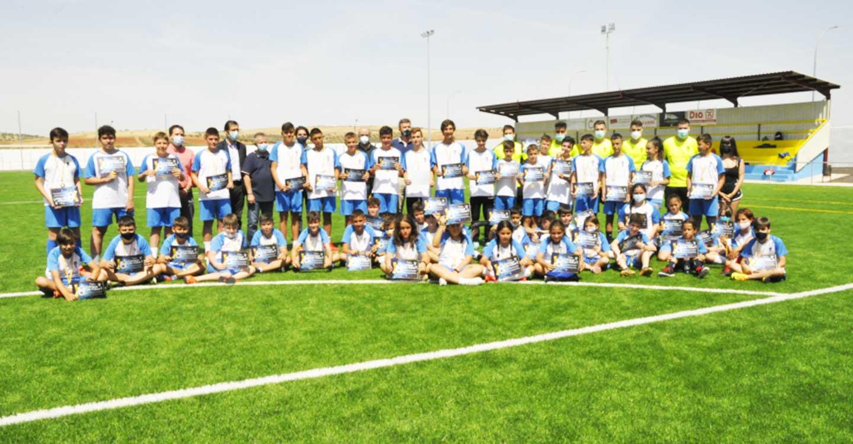 La Diputación de Ciudad Real colabora en la mejora de las instalaciones deportivas de Valenzuela