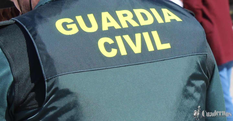 La Guardia Civil ha desarticulado un punto de venta de droga en Calzada de Calatrava