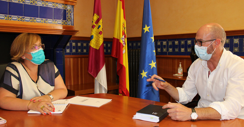 El Gobierno de Castilla-La Mancha va a invertir 225.00 euros para la mejora de las infraestructuras educativas de Argamasilla de Alba