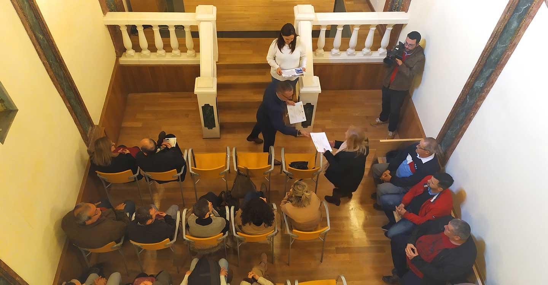 El Ayuntamiento de Valdepeñas formó a 132 empleados públicos en 2019