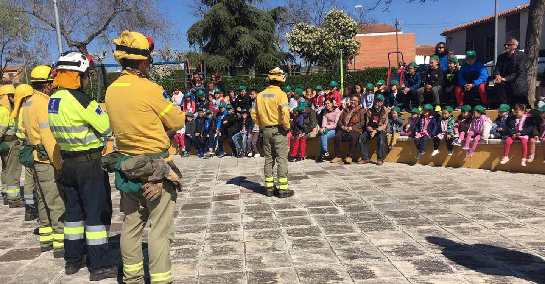 'El Chaparrillo' acogerá mañana distintas actividades educativas y divulgativas para conmemorar el Día Mundial del Medio Ambiente