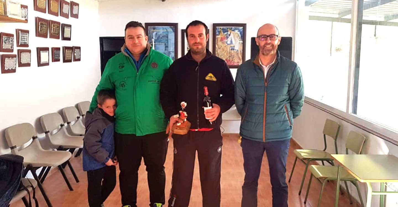 El club Alonso Quijano celebró su tradicional Torneo de Reyes de Tiro