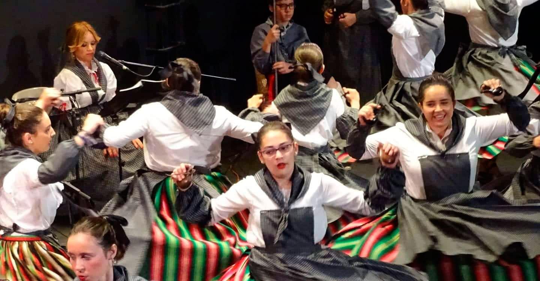 El Festival de la Siega hizo vibrar al público en torno a las tradiciones y al folclore popular