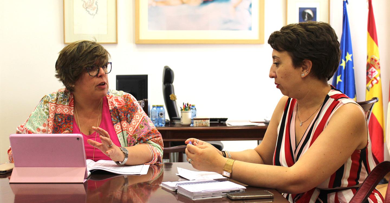 El Gobierno de Castilla-La Mancha aborda con el ayuntamiento de Socuellamos las necesidades viarias y educativas del municipio