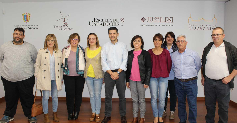El Gobierno de Castilla-La Mancha plantea los talleres de empleo como una vía de acceso a un puesto de trabajo más especializado y cualificado
