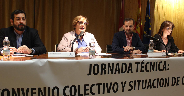 El Gobierno de Castilla-La Mancha resalta la labor de los centros especiales de empleo en la integración laboral de personas con discapacidad