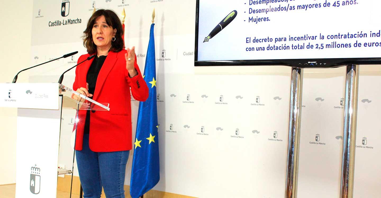 El Gobierno regional amplía en casi un millón de euros la partida destinada a la transformación de contratos temporales en indefinidos
