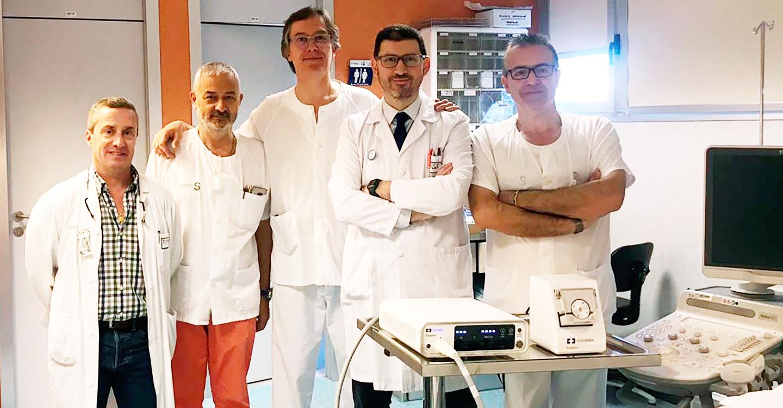 El Hospital Mancha Centro abre una nueva vía en el manejo de pacientes con carcinomas hepáticos mediante técnicas de radiofrecuencia