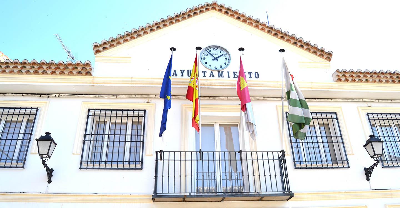 """El Pleno de la Corporación  Municipal de Carrizosa aprobó hoy la solicitud de declaración como """"zona catastrófica"""""""