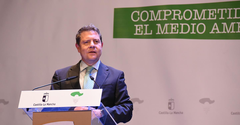 El presidente García-Page exige