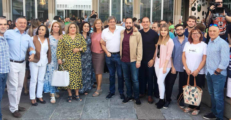 El PSOE de la provincia de Ciudad Real se suma a la lucha contra el cambio climático