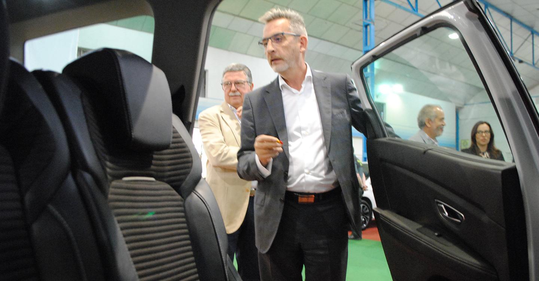 El sector del automóvil acelera en Valdepeñas con el 'VIII Salón de Vehículos de Ocasión'