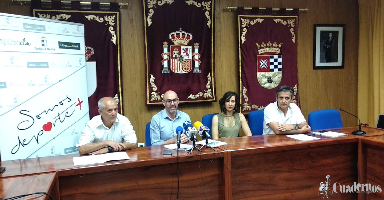 El Segundo Campeonato de Castilla-La Mancha Open de Aguas Abiertas reunirá a más de 230 participantes