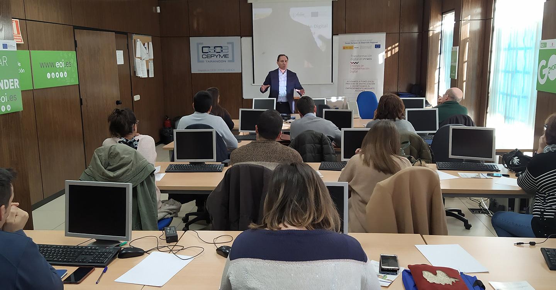 Empresas de toda la región aprenden las últimas estrategias para impulsar su marketing digital