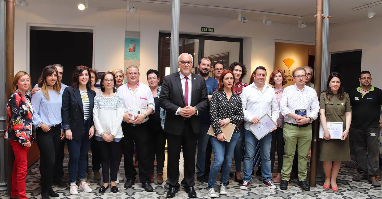 Entregados los premios de 'Alma del Vino'