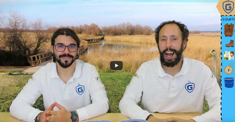 La Escuela Virtual del Guadiana ya ha realizado 24 talleres online en nueve centros educativos de Castilla-La Mancha