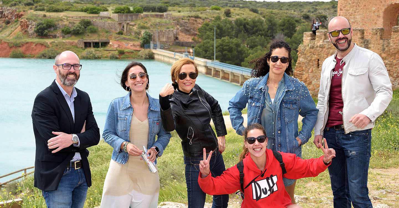 Este sábado 18 en el embalse de Peñarroya tendrá lugar el 'Reto 12 h. nadando por la vida'