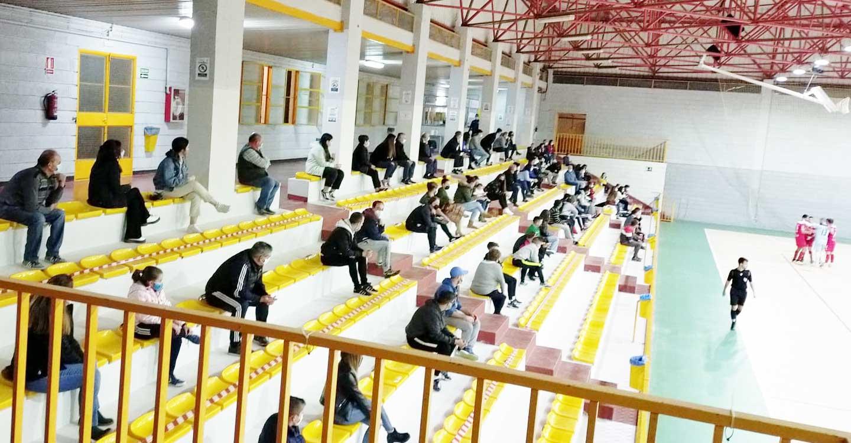 Exitoso comienzo del Fútbol Sala en Villanueva de los Infantes