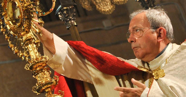 Ha fallecido Antonio Algora Hernando, obispo emérito de Ciudad Real