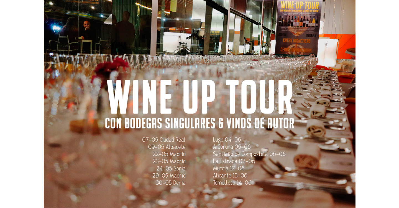 Fenavin inaugura la 33 Edición del Wine UP Tour en la que se superan las 300 etapas