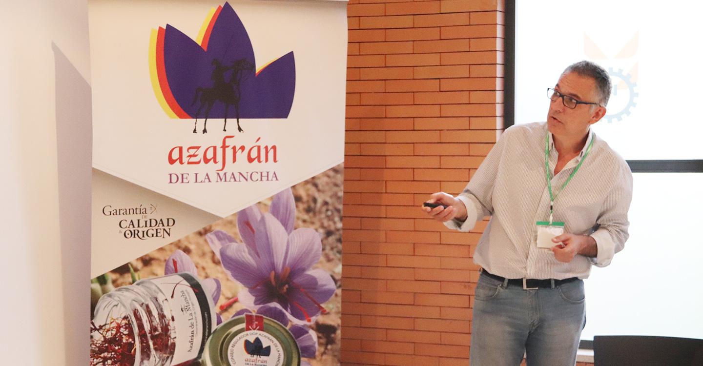 Fercam 2019 anima a recuperar el Azafrán de La Mancha en la cocina