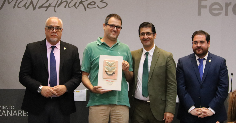 Fercam distingue con su medalla de oro 2019 a Radio Surco