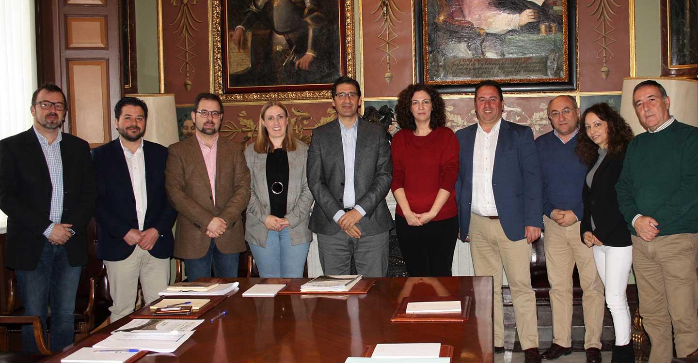 La Diputación Provincial de Ciudad Real reafirma su compromiso con FERDUQUE 2020